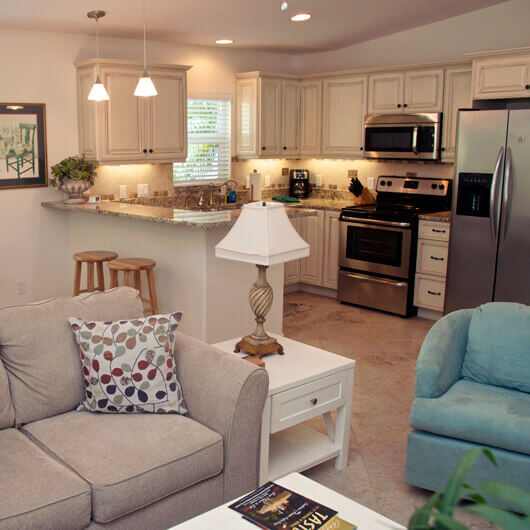 Vacation bungalow on Anna Maria Island