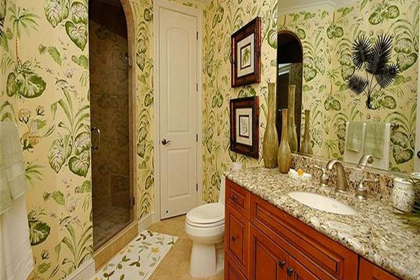 Florida Vacation Rental bathroom